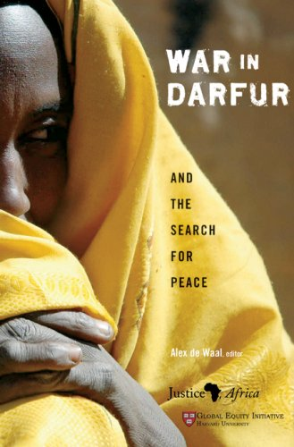 War in Darfur and the Search for Peace   2007 edition cover