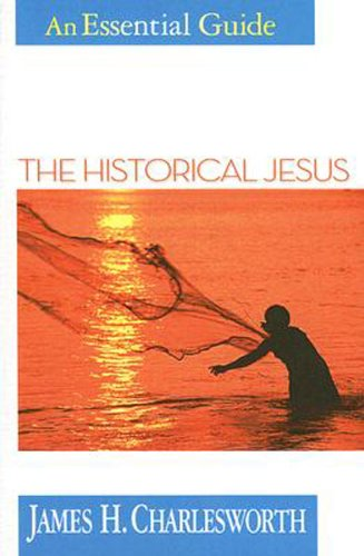 Historical Jesus An Essential Guide  2008 edition cover