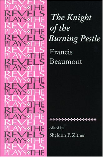 Knight of the Burning Pestle   2004 edition cover