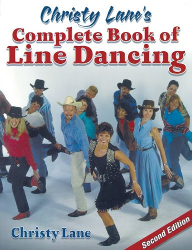 Complete Book of Line Dancing  2nd 2000 (Revised) edition cover