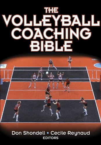 Volleyball Coaching Bible   2002 9780736039673 Front Cover