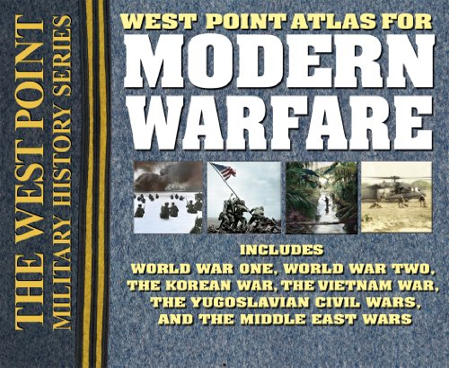 West Point Atlas for Modern Warfare   2011 edition cover