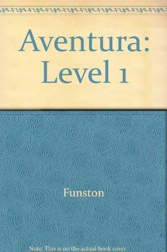 Aventura: Level 1  2009 edition cover