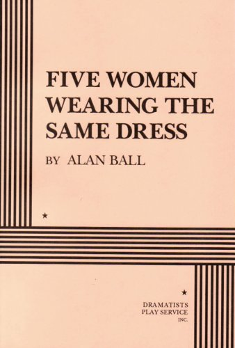 Five Women Wearing the Same Dress  N/A edition cover