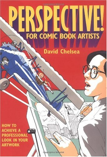 Perspective! for Comic Book Artists How to Achieve a Professional Look in Your Artwork  1997 edition cover