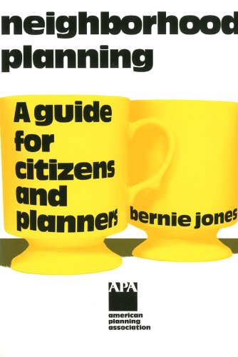 Neighborhood Planning A Guide for Planners and Citizens N/A edition cover