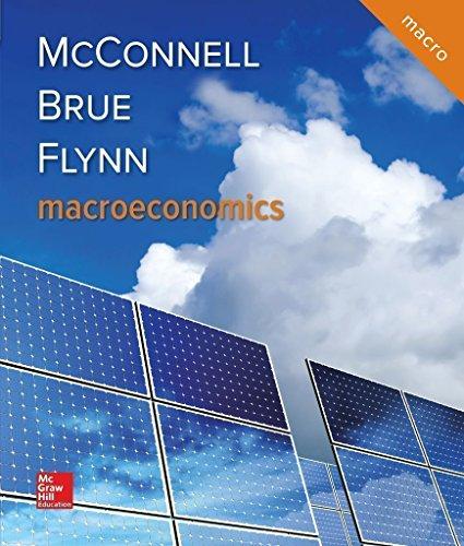 Macroeconomics:   2017 9781259915673 Front Cover