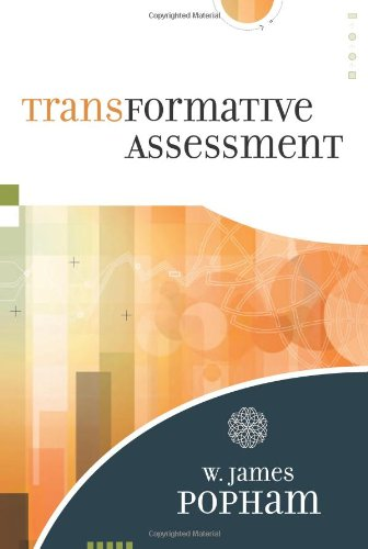 Transformative Assessment   2008 edition cover