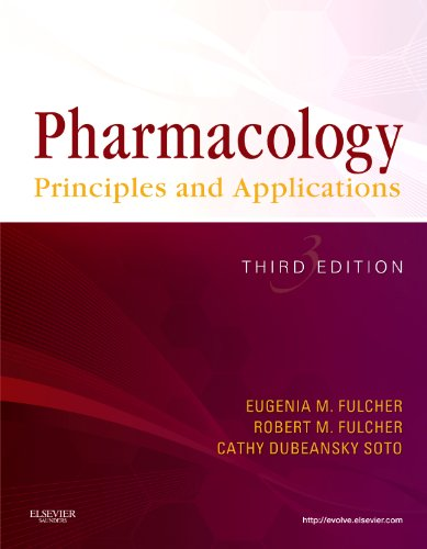 Pharmacology Principles and Applications 3rd 2011 edition cover