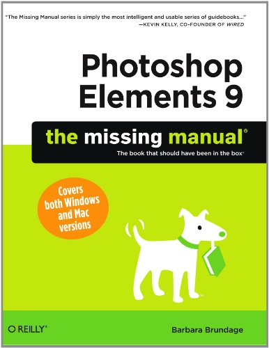 Photoshop Elements 9   2010 edition cover