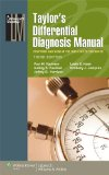 Taylor's Differential Diagnosis Manual Symptoms and Signs in the Time-Limited Encounter 3rd 2014 (Revised) edition cover
