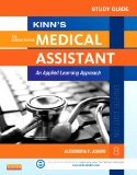 Study Guide for Kinn's the Administrative Medical Assistant An Applied Learning Approach 8th edition cover