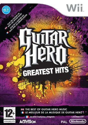 Guitar Hero: Greatest Hits - Game Only (Wii) Nintendo Wii artwork