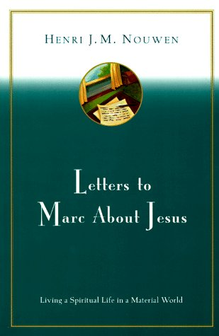 Letters to Marc about Jesus  N/A edition cover