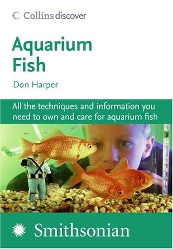 Aquarium Fish  N/A 9780060890674 Front Cover