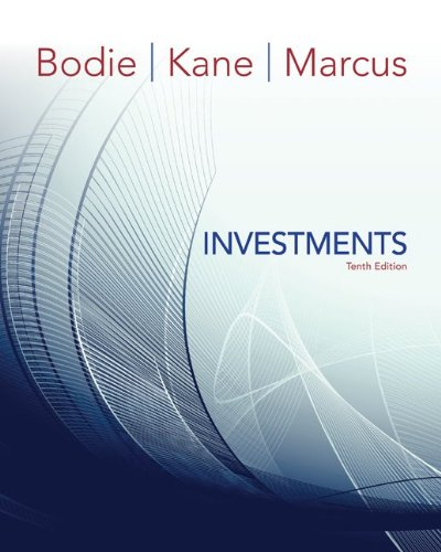 Investments: 10th 2013 9780077861674 Front Cover