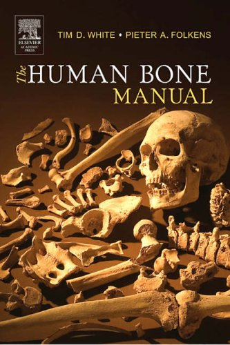 Human Bone Manual   2005 9780120884674 Front Cover