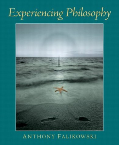 Experiencing Philosophy   2004 edition cover