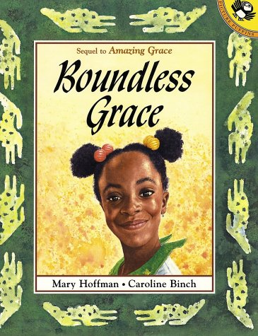 Boundless Grace  N/A edition cover