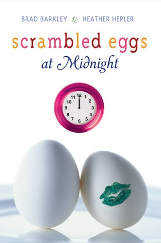 Scrambled Eggs at Midnight  N/A 9780142408674 Front Cover