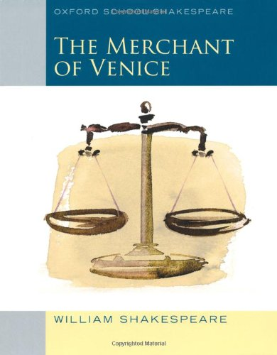 Merchant of Venice   2010 edition cover