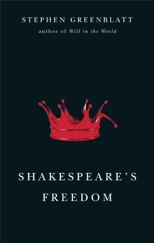 Shakespeare's Freedom   2011 edition cover