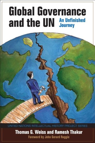 Global Governance and the UN An Unfinished Journey  2010 edition cover