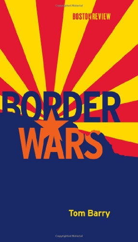 Border Wars   2011 9780262016674 Front Cover