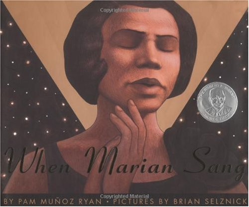 When Marian Sang The True Recital of Marian Anderson  2002 edition cover