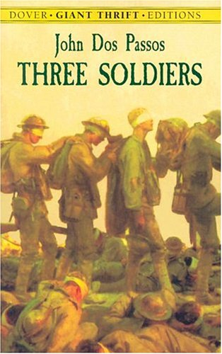 Three Soldiers   2004 edition cover