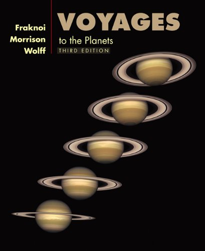 Voyages to the Planets  3rd 2004 (Revised) 9780534395674 Front Cover