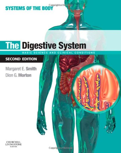 Digestive System  2nd 2010 edition cover