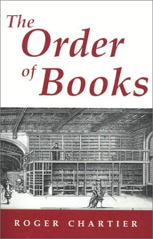 Order of Books   1994 edition cover
