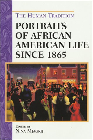 Portraits of African American Life since 1865   2003 edition cover