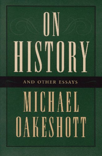 On History and Other Essays   1999 edition cover
