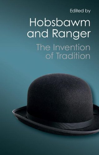 Invention of Tradition  N/A edition cover
