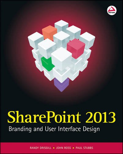 SharePoint 2013 Branding and User Interface Design   2013 9781118495674 Front Cover