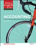 Accounting: Tools for Business Decision Making (Loose Leaf) 6th 2015 9781119191674 Front Cover