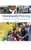 Community Policing: Partnerships for Problem Solving  2013 9781285096674 Front Cover
