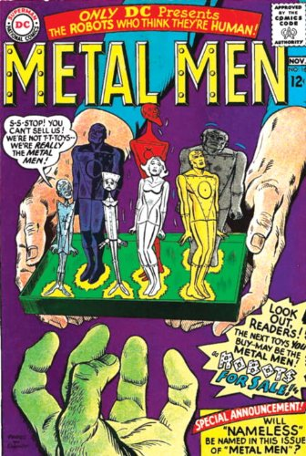 Metal Men Archives Vol. 2   2013 9781401238674 Front Cover