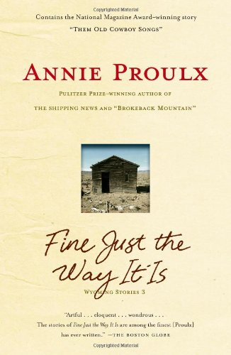 Fine Just the Way It Is  N/A edition cover