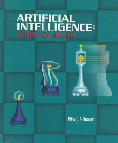 Artificial Intelligence A New Synthesis  1997 edition cover