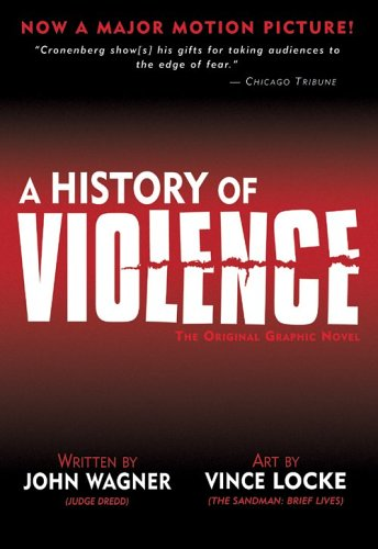 History of Violence   2005 (Revised) 9781563893674 Front Cover