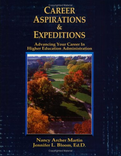 Career Aspirations  2003 edition cover