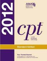 CPT Standard   2012 edition cover