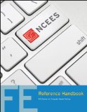 FE REFERENCE HANDBOOK,9.0      N/A edition cover