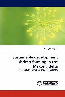 Sustainable Development Shrimp Farming in the Mekong Delt N/A 9783843355674 Front Cover