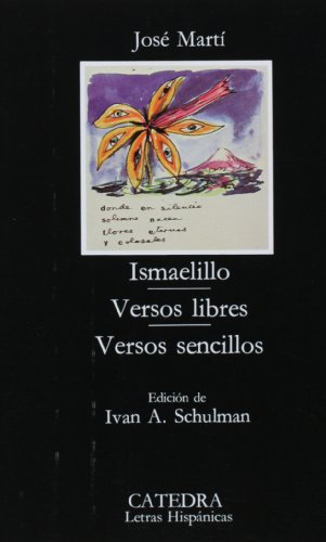 Ismaelillo, Free Verses, Simple Verses  6th 1994 edition cover