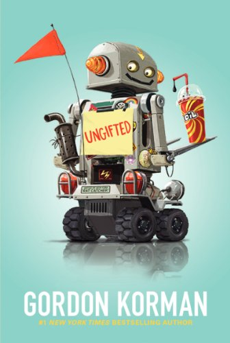 Ungifted  N/A edition cover