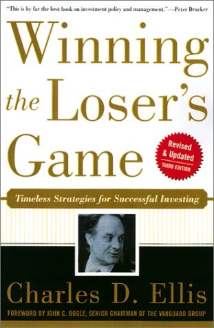Winning the Loser's Game Timeless Strategies for Successful Investing 4th 2002 (Revised) 9780071387675 Front Cover